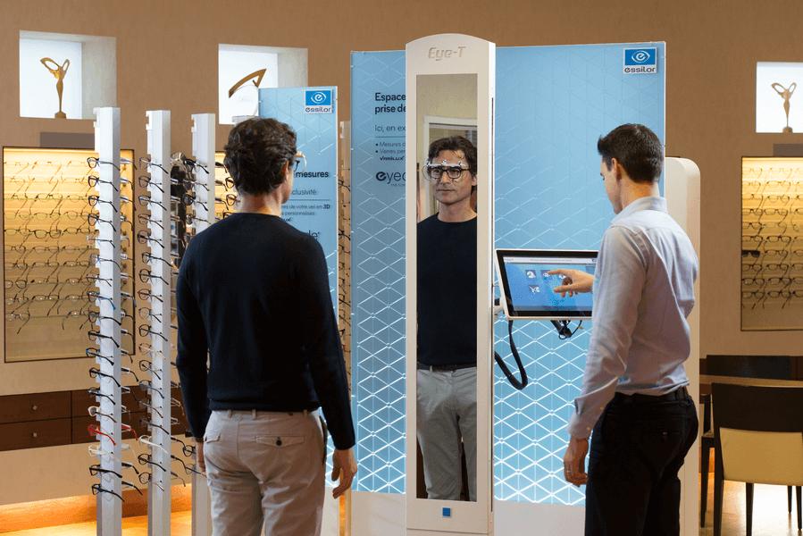 14c0e49259 Este nível de personalização garante que as lentes Varilux X Series são  exclusivamente tuas e proporcionam a melhor experiência visual