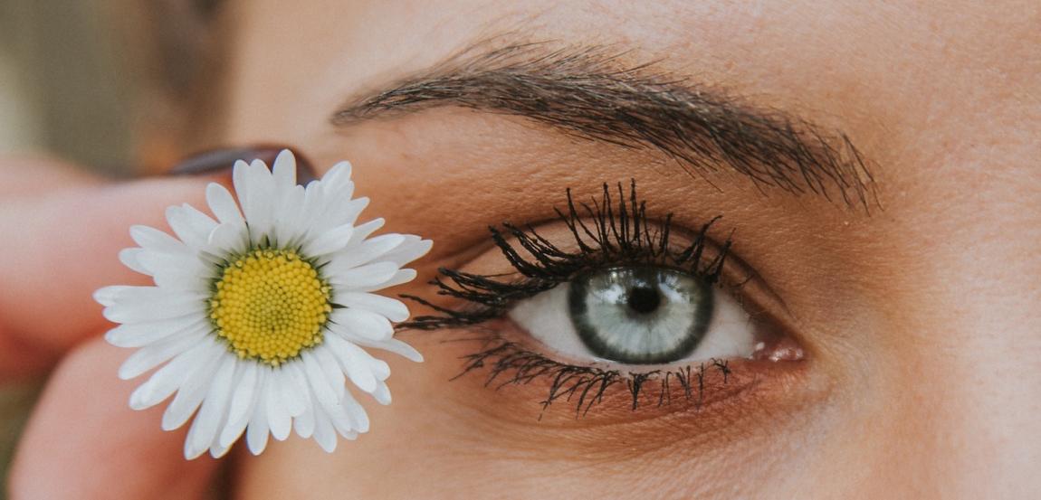 função dos olhos